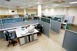 Выбор офисных перегородок